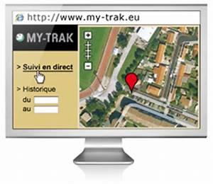 Balise Gps Voiture : my trak camping cars traceur gps my trak camping cars ~ Nature-et-papiers.com Idées de Décoration