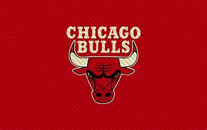 NBA Chicago Bulls Basketball Team Logo HD Wallpapers:Papel ...
