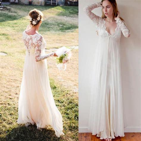 bohemian wedding dresses   straps tulle