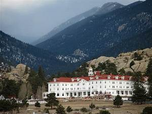 The Stanley Hotel: a Haunted Film Location Not for the ...