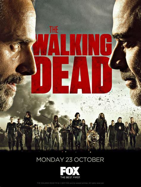When Does The Walking Dead Resume 2017 by The Walking Dead Season 8 Trailer Voices Tv