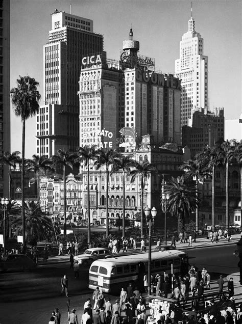 Catálogo Reúne Fotografias Raras De São Paulo Na Década De