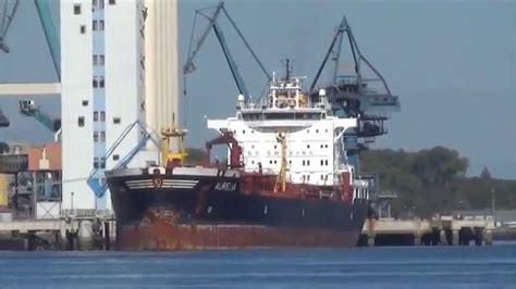 aurelia cargo port de commerce de lorient p 233 trolier chimiquier bretagne