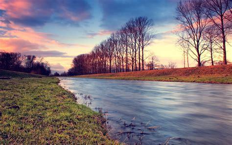 nature hdr landscape river wallpapers hd desktop  mobile backgrounds