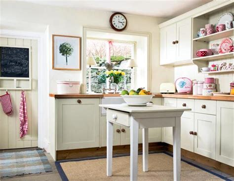 Cottage Kitchens : The Country Cottage Style For Home Inspiration By Kimberly