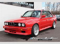 PreOwned E30 M3 for sale for sale at Enthusiast Auto