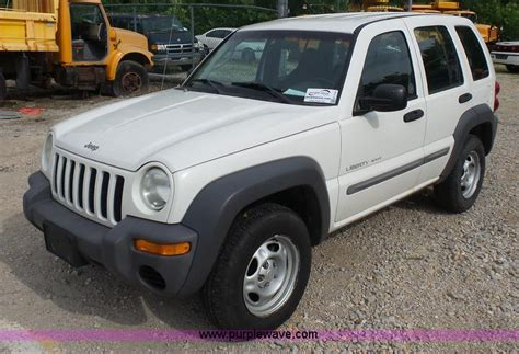 purple jeep liberty missouri department of transportation auction in ballwin