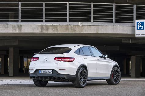 2018 Mercedes Glc by 2018 Mercedes Amg Glc 63 S Coupe Review Gtspirit