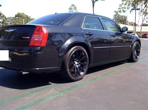 Chrysler 300 Murdered Out by Chrysler 300 Blacked Out