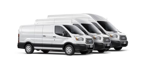 2019 Ford® Transit Full-size Cargo And Passenger Van