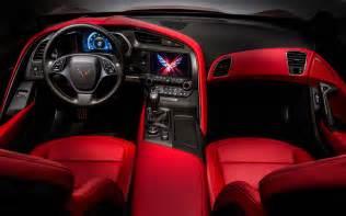 2015 Z06 Corvette Stingray Interior   Car Interior Design