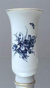 Blumen In Vase : lage meissen vase in under glaze blue decoration deutsche blumen porcelain porzellan china ~ Orissabook.com Haus und Dekorationen