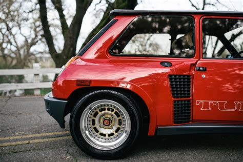 Just Listed 1985 Renault 5 Turbo 2 Evolution Automobile