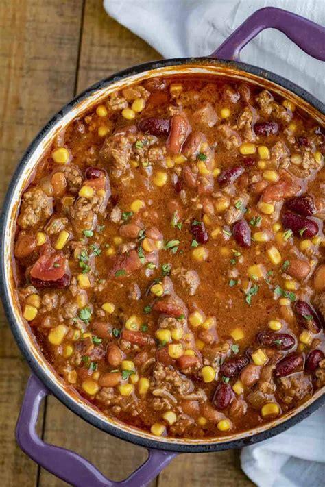 easy taco soup dinner  dessert
