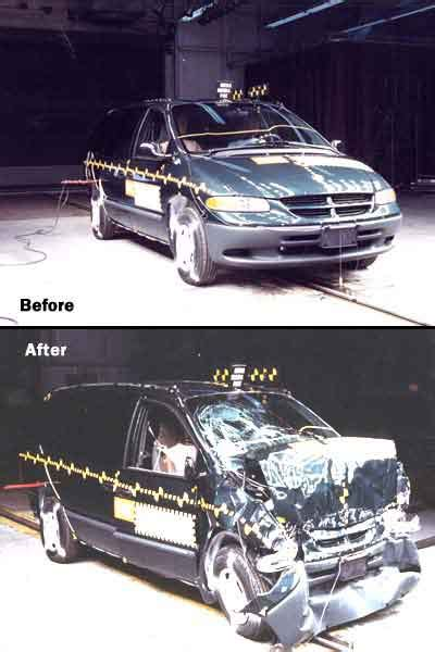siege auto crash test an actual crash test how crash testing works howstuffworks