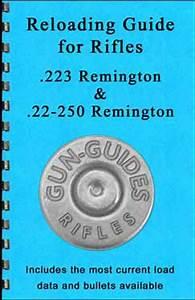 Gun Guide Reloading Manuals For Rifles 1