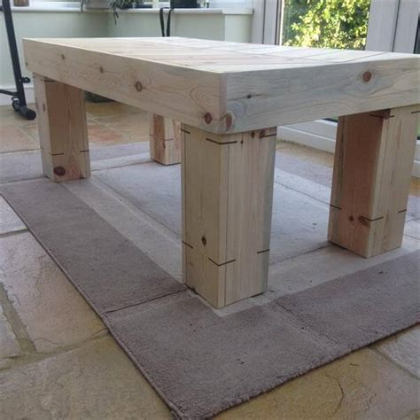 DIY Chevron Pallet Bench and Coffee Table   Pallet Furniture DIY