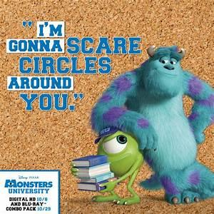 """I'm g... Disney Monsters University Quotes"