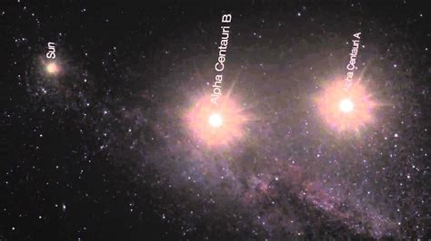 Sun Moon Stars Images Alpha Centauri Hubble Imagry Pics About Space