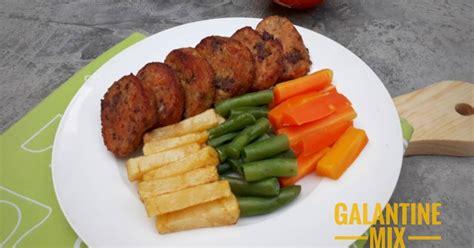 Makanan lezat khas solo june 13, 2021. 121 resep galantin sapi enak dan sederhana - Cookpad