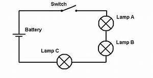 kales blog series circuit With it illustrates the electric circuit diagram of a lamp