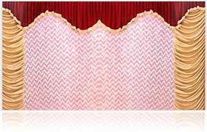 Embroidered Backdrop, Wedding Embroidery Backdrop,Wedding