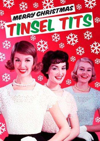 merry christmas tinsel dean morris cards christmas deanmorriscards co uk rude and funny