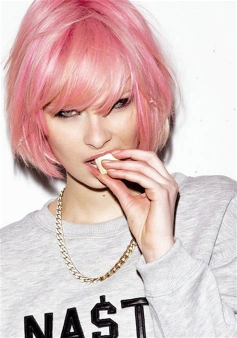 Best Colors For Short Hair Short Hairstyles 2017 2018