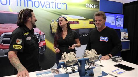 Bogi From Velocitys All Girl Garage Wshift And Steer At