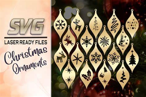 Christmas Ornament Svg Bundle  – 83+ SVG Cut File