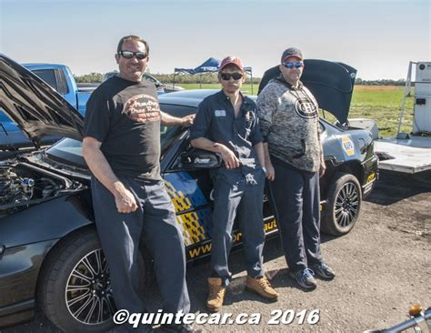 armdrop drag racing september   quinte car