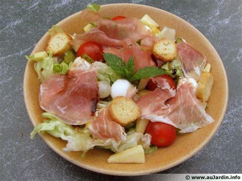 salade d 233 t 233 recette de cuisine