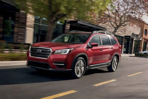 subaru ascent forester offer unique solution
