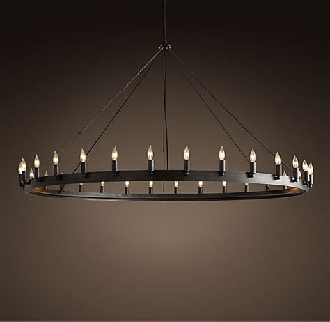 Large Circular Chandelier by Camino Chandelier 63 Quot
