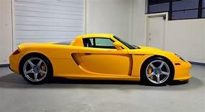 2005, Porsche, Carrera, Gt, Fayence, Yellow