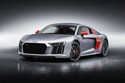 2018 Audi R8 Gets New Audi Sport Limited-edition Model
