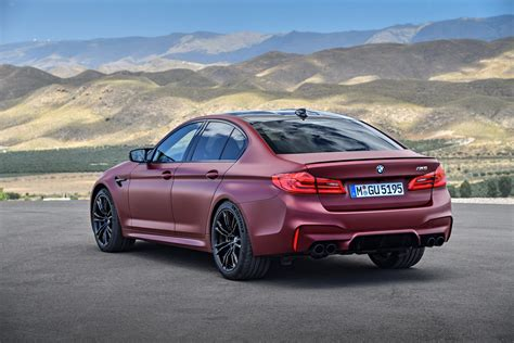 Bmw M5 Price by 2018 Bmw M5 Release Date Price Specs Msrp