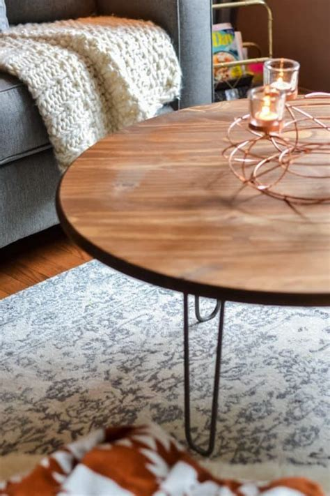 This project took me a total of 10 hours approximately and was one of the most rewarding diys i have ever done! Build your own DIY Coffee Table with hairpin legs in one afternoon! Add retro flair to your ...