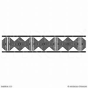 Modello Designs All Tagged Quot Indian Tribal Stencils Quot Modello Designs