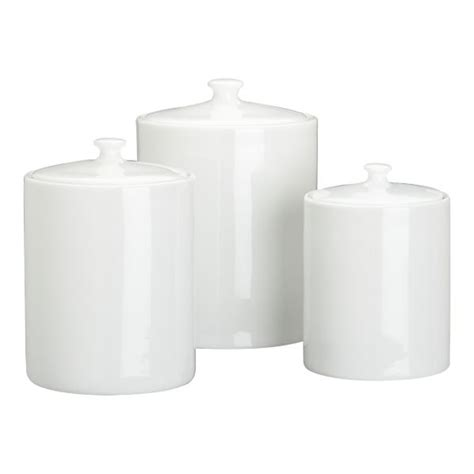 white canisters for kitchen 17 best images about white kitchen on in
