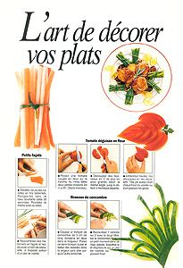cuisine de chahrazed décoration cuisine plat