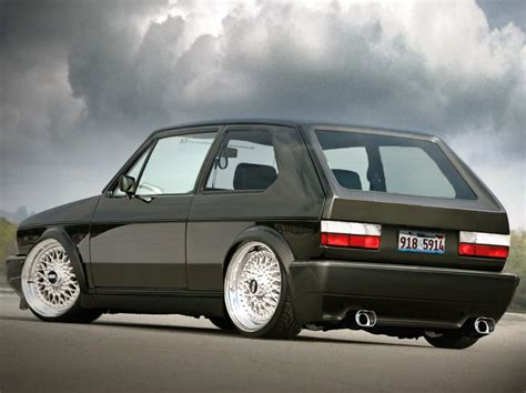 Vt Vw Golf 1 Gti By Compaanart On Deviantart