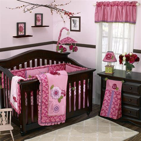 Baby Girl Crib Bedding Sets  For Your Little Angel