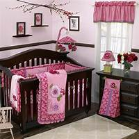 baby girls room Baby Girl Crib Bedding Sets - For Your Little Angel without Wings - Home Furniture Design
