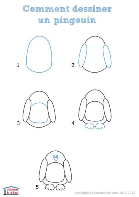 comment dessiner un ladaire comment dessiner des pingouins cabane 224 id 233 es