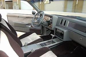 1987 BUICK REGAL GRAND NATIONAL 2 DOOR HARDTOP116122