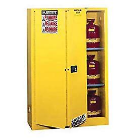 Justrite Flammable Cabinet 45 Gallon by Flammable Osha Cabinets Cabinets Flammable Justrite
