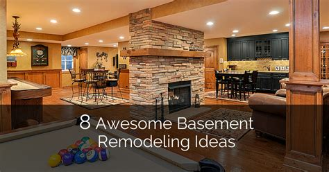 Small Kitchen Makeover Ideas On A Budget - 8 awesome basement remodeling ideas plus a bonus 8 home remodeling contractors sebring