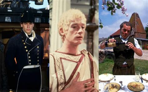 tv shows hornblower claudius buds darling