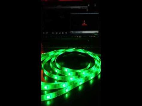 light sync fibaro hc2 led rgb